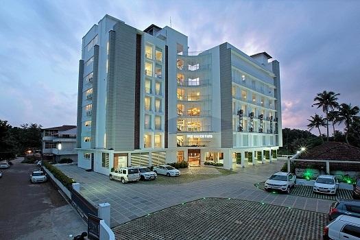 Hotel Silver Tips at Munnar