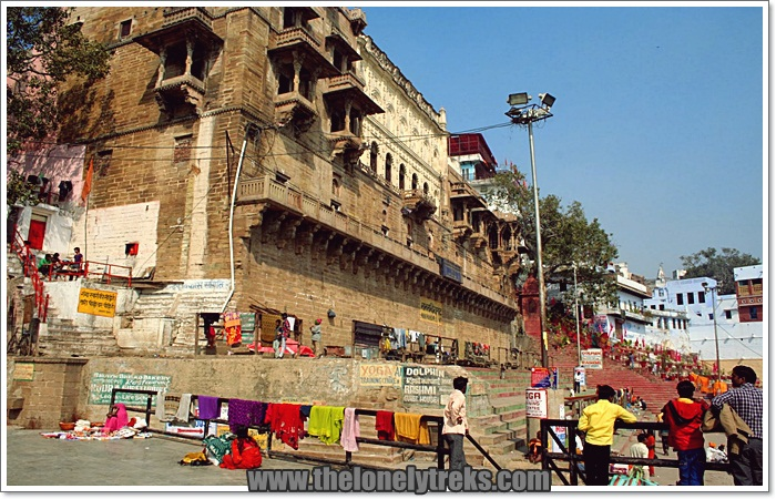 Varanasi the holiest of city