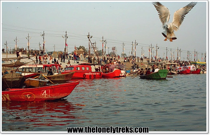 The Maha Kumbh at Allahabad in 2013